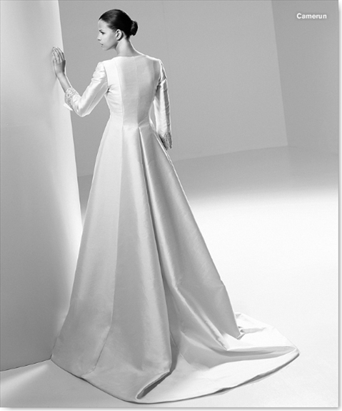 Vestidos de novia Pronovias - Vintage - Camerun002