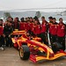 Galatasaray launch 4 by superleague formula: thebeautifulrace