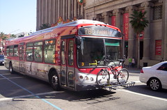 Los Angeles Metro Bus