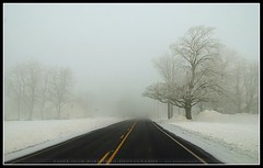 Endless Winter (:: Igor Borisenko Photography ::) Tags: road trees winter snow storm rural nikon frost suburban pennsylvania quality foggy freezing best blizzard allrightsreserved highquality nikond80 igorb81 infinestyle igorborisenkophotography andnikonwonlol nikonvscanonwar