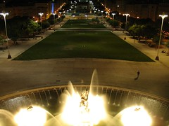 My last days in Lisbon (Graça Vargas) Tags: portugal fountain square nightshot lisboa lisbon nightlight praça alameda fonte nearhome graçavargas ©2008graçavargasallrightsreserved 5700010410