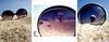 Lente To Lente (elgatomagenta) Tags: playa arena gafas aol lentes trilogias camarafotografo