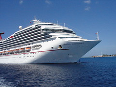 CARNIVAL CONQUEST (My Ports Of Call) Tags: carnival conquest caymans
