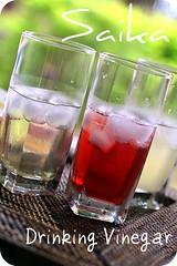 Saika Drinking Vinegar