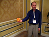 Thomas Hull Demonstrates The Butterfly Bomb At G4g8
