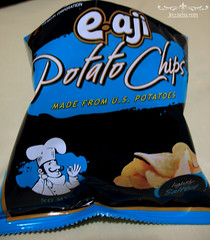 E-aji Potato Chips