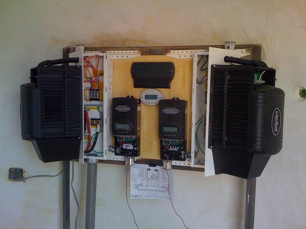 PV Control Center