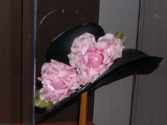 Susana's Sunday Hat
