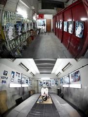 The Killer Gerbil Family Exhibition @ Geseho Garage (TH KILLR GRBIL) Tags: streetart gerbil graffiti singapore custom