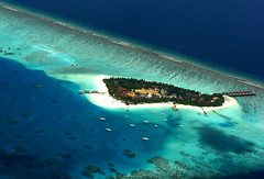 Maldives (mohlat) Tags: ocean travel blue trees sea holiday tourism nature catchycolors relax boats island hotel yahoo flickr natural image getaway indianocean picture peaceful lagoon calm resort photograph enjoy um satisfaction comfort maldives tranquil beautifulview tma aerialshot atoll birdsview beachresort southasia waterbungalows whitebeach malediven maldivian appealing speedboats visitmaldives shotfromabove maldiveislands maledive supershot touristdestination dhivehiraajje republicofmaldives abigfave canonpowershota710is superbmasterpiece thesunnysideoflife uniquemaldives flickrelitegroup mohlat mohamedlatheef traveltomaldives topresorts mohlatsphotography worldsbestresorts worldstopresorts