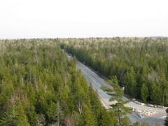 Tobermory (Kristina Svirskiene) Tags: huron tobermory escarpment vanduo