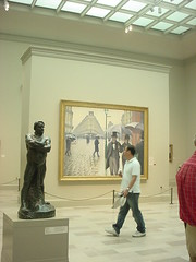 In the Museum