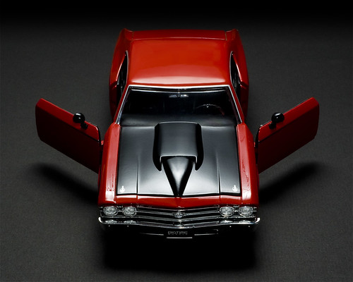 Chevrolet Chevelle SS, 1969 1/24 scale