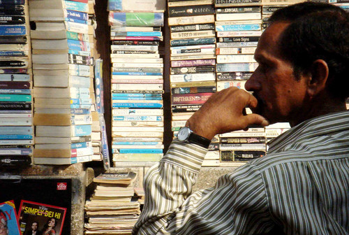 Bookshop Romance of Delhi