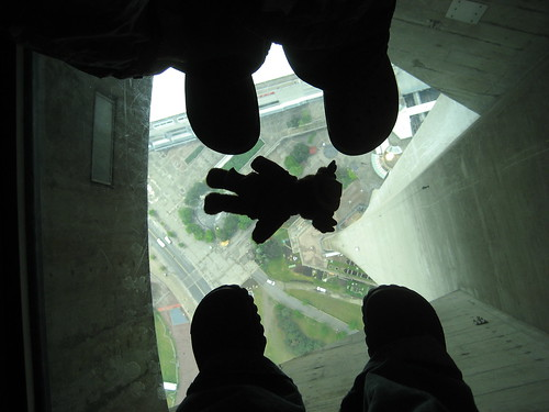 Glass Floor, CN Tower