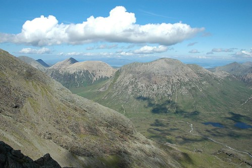 Marsco and other Red Cuillin