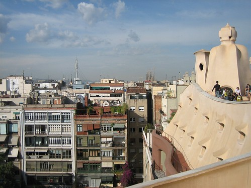 080520. awesome views. la pedrera.