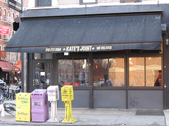 Kate's Joint - East Village location by sayheypatrick, on Flickr