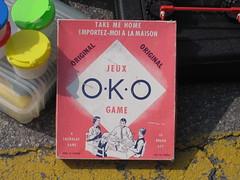IMG_0366 (All About Eve) Tags: game vintage shopping market antique thrift flea jeu ancien bote oko marchauxpucessteustache