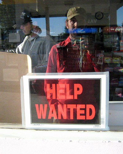 Help wanted on Flickr by Egan Snow