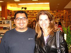 James & Maria Shriver Schwarzenegger. (10/17/2005)