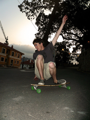 Blas Longboard