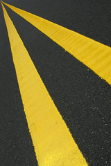 Vanishing Point (anadelmann) Tags: road usa black lines yellow canon vanishingpoint newjersey nj pictureperfect canonpowershot parallellines fortmonmouth v1000 g9 abigfave perfectangle f2549 platinumphoto theunforgettablepictures betterthangood theperfectphotographer canonpowershotg9 anadelmann nxpl