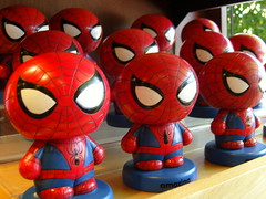 army of spidermen (steph.kaye) Tags: florida spiderman universalstudios