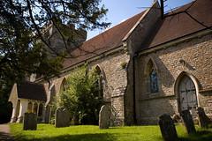 Parish Church of St. George, Crowhurst