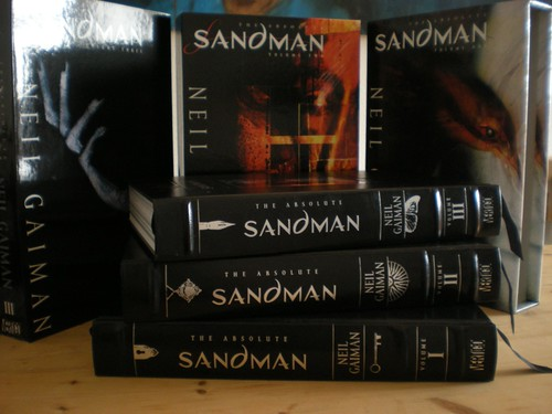 Absolute Sandman Volume with Slipcase