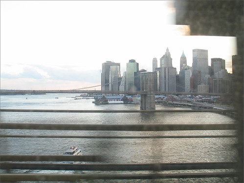 From the Manhattan Bridge