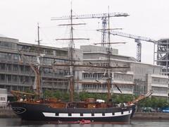 The Famine Ship (petesh) Tags: ireland ship tall famine