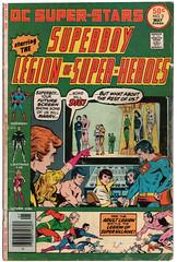 Legion of Super-Heroes DC Superstars 3 (Todd Wilson) Tags: comics superboy lsh legionofsuperheroes legionaires