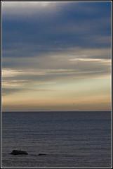 Endless Sea (Discaciate) Tags: ocean sea sky colors uruguay horizon atlantic montevideo infinite riodelaplata endlesssea