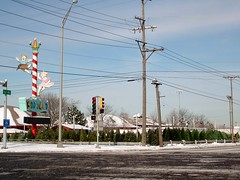 Kiddieland Amusement Park in December of 2007.