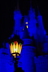 Disney - Cinderella Castle area Lamp