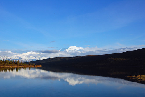 Denali / Mount McKinley and Wonder Lake (III)