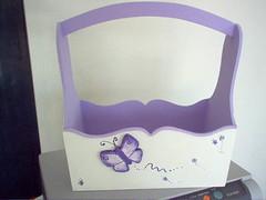 cesta (Angeli Noivinhos de Biscuit e Lembrancinhas) Tags: abajur caixas portarevista guirlandas portacha