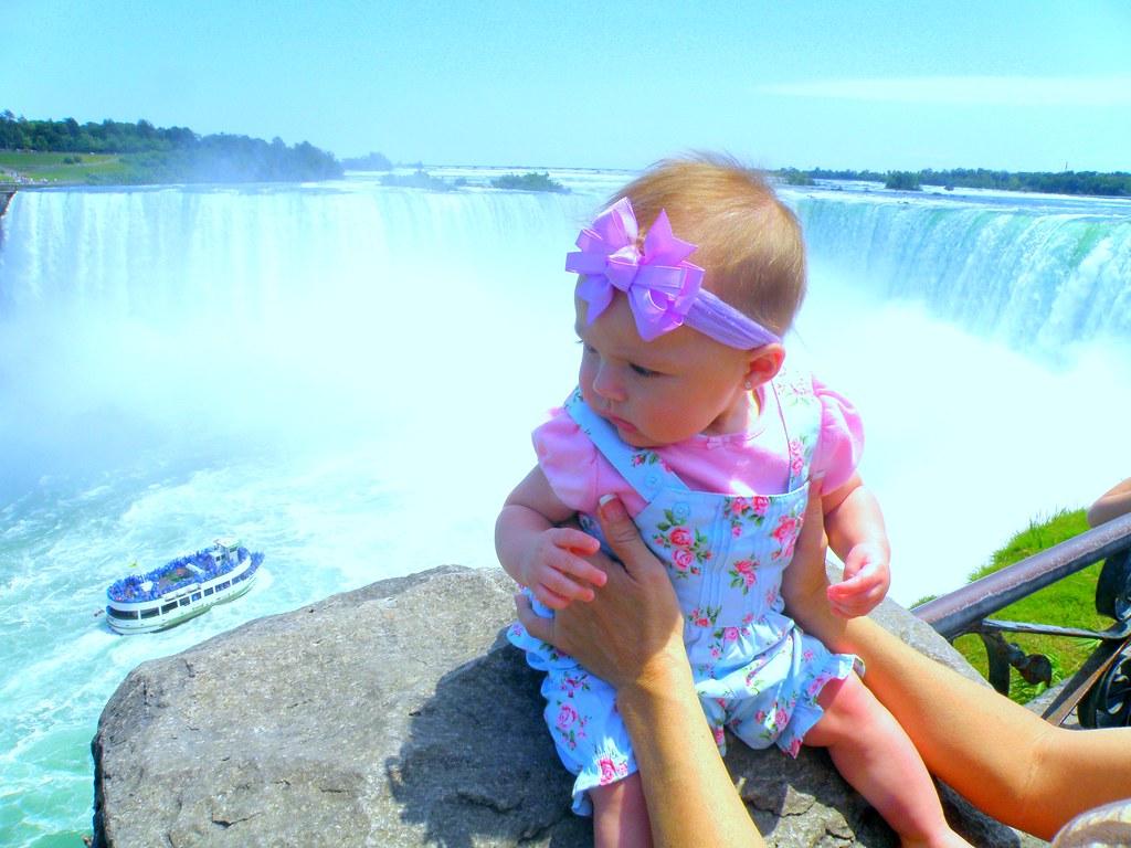 Baby Kylee's Canadian Adventure