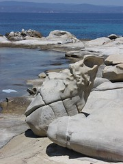 Art by Nature (Klearchos Kapoutsis) Tags: beach greece halkidiki sithonia vourvourou     karidibeach