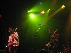 We Are Scientists at The Independent   July 6, 2008 (Aubs) Tags: sanfrancisco wearescientists theindependent