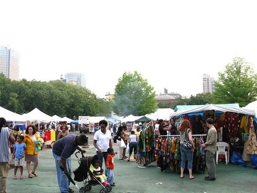 Int'l African Street Fair (B'klyn)