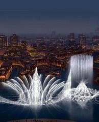 Фото 1 - Самый крупный фонтан в мире появится в Дубае