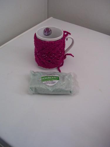 Cup Cozy Swap