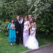 (From the left) Nadia Jeena, Sam Worsely, Ryan Essex, Sophie Rowlands, Joel Griffin, Martina Masih