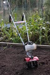 IMG_3130 (David Goose / MSI) Tags: david vegetables garden mantis gardening goose machines allotment cultivator tiller powertool dgp esystem rotavator mantistiller laveryrowe davidgoose