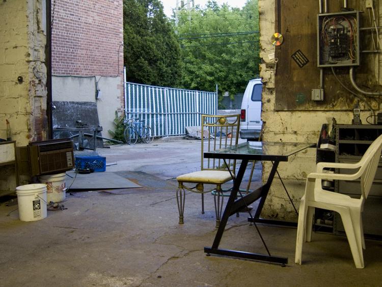 martin's studio