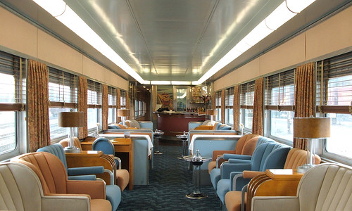 Train Chartering - Private Rail Car Overland Trail