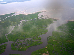 siargao, areal view