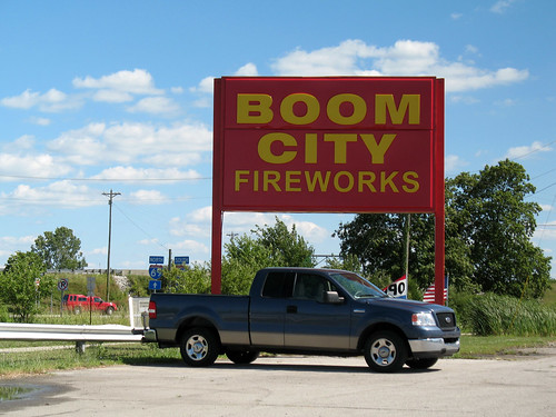 Boom City Fireworks